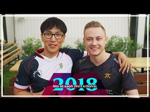Doublelift and Rekkles chat together - life as an ADC, how long they'll play, and much more