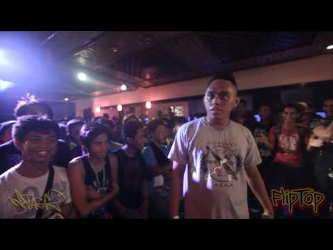 Fliptop - Melchrist Vs Elbiz  Isabuhay Tournament 2 video