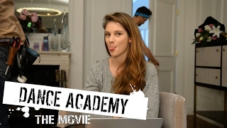 Casting Xenia - Behind the Scenes of Dance Academy the Movie