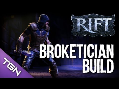 ★ Rift - Broketician Build, ft. Towelliee