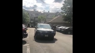 Fairfax County Police Harassment of Young African American Male