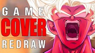 Dragon Ball Z: Kakarot gets a NEW COVER!
