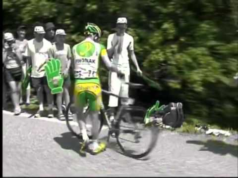 Floyd Landis - THE stage - Morzine Tour de France 2006