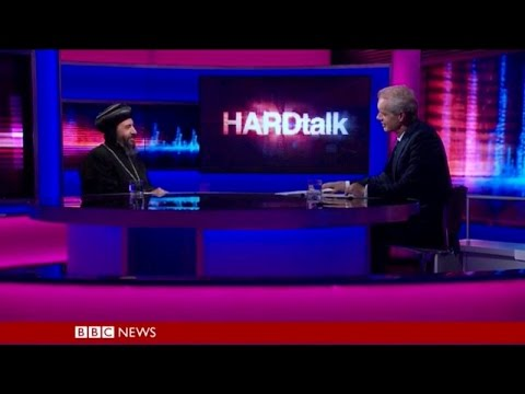 BBC HARDtalk with HG Bishop Angaelos re Christians and Minority Groups in the Middle East