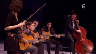 "Fiona Monbet et Richard Manetti ""Spain"" de Chick Corea au Châtelet (gypsy jazz)"