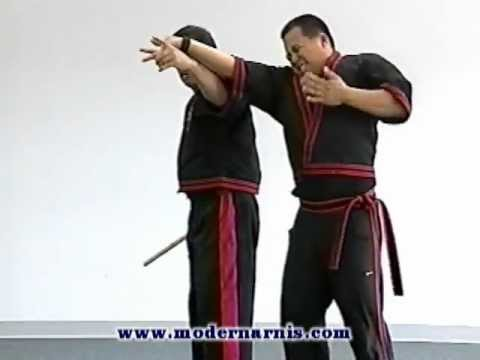 Advance Classical Arnis with Knife Techniques