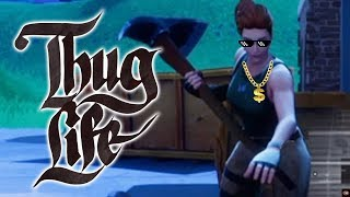 Fortnite Battle Royale Thug Life Compilation ( Fortnite Funny Fails and WTF Moments!   )