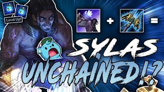 NEW SYLAS BUG ABUSE!? DON'T TELL RIOT 🤫 | Voyboy