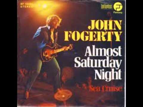 John Fogerty Almost Saturday Night