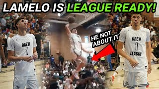 LaMelo Ball Throws Down VICIOUS ALLEY & Drops 31 But Loses INTENSE Game 😡