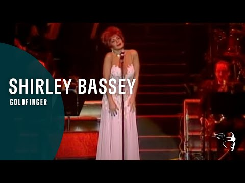 Shirley Bassey - Gold Finger