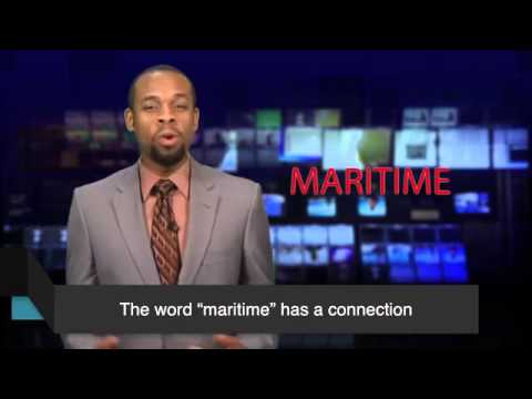 News Words: Maritime
