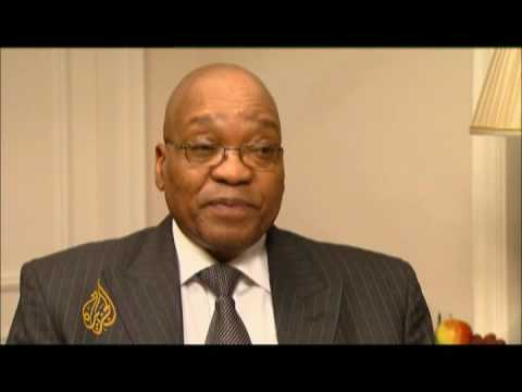 Legal setback for South Africa's Jacob Zuma - 23 Oct 08