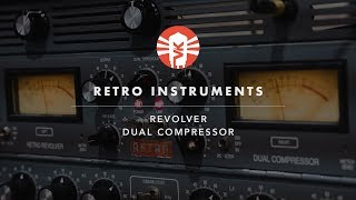 Retro Instruments Revolver | Compressor | Vintage King