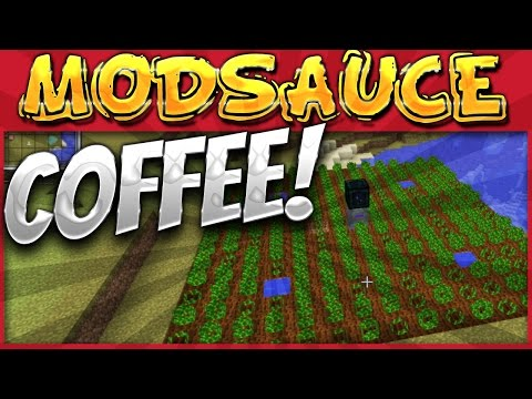 Minecraft Mods HermitCraft MODSAUCE {EP.38} Coffee Overload