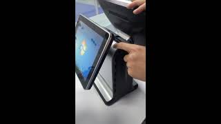 Jawest pos machine pos terminal all in one Pos