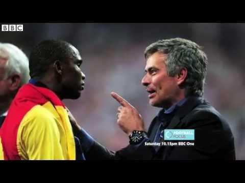 'Mourinho Hate Turned To Love' - Samuel Eto'o
