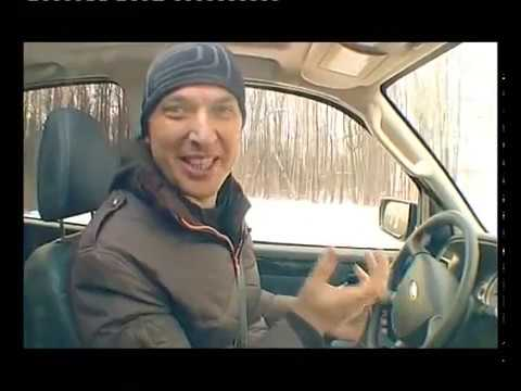 Тест Ford Escape  www.skorost-tv.ru