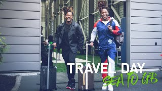 Travel Day: SEA to GB | 2019 Seattle Seahawks