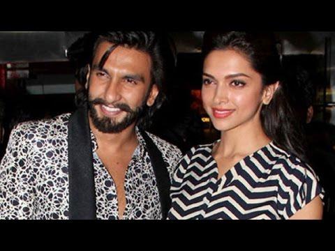 Ranveer Singh & Deepika Padukone's love story   Bollywood News