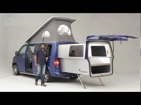 Practical Motorhome Doubleback VW Camper review