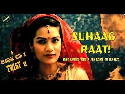 Suhaagraat - Married Couple Honeymoon Night [must Watch Video] video