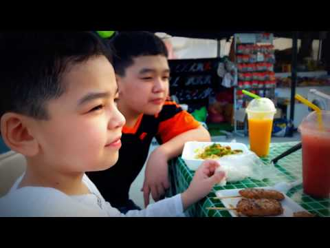 Чем не романтический ужин?!:) / Ярмарка блюд на DA HOOD
