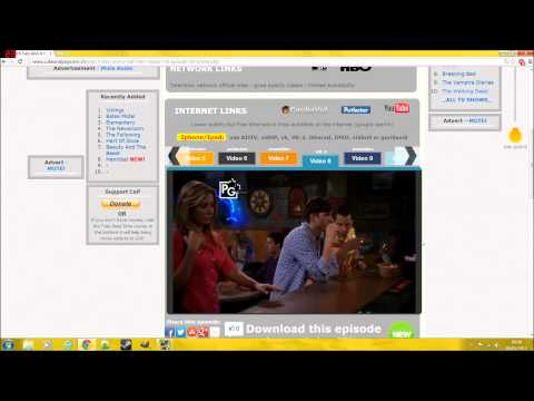 How to watch TV shows online for free ***2014*** [NO DOWNLOAD] [NO SURVEY] [NO SIGN UP]