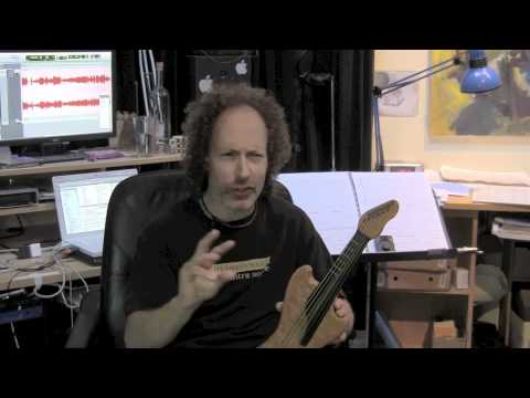 Tracy Silverman talks about The Palmian Chord Ryddle