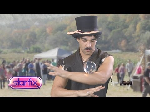 World's Best Contact Jugglers Converge At Coachella (Brought To You By AT&T)