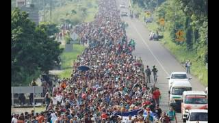"""""""National Emergency"""" -  Trump To Cut Central American Aid As Mexico Loses Control Of Migrant Army"""