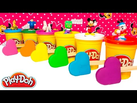 Learn Colors with Play Doh Pasta Spaghetti Making Machine Toy ...