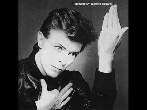 david bowie - heroes (album version)