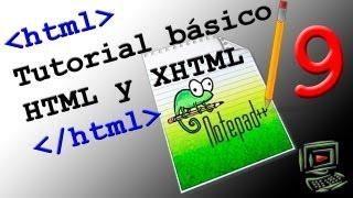Tutoriales HTML (XHTML)