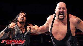 Roman Reigns vs. Big Show: Raw, December 22, 2014