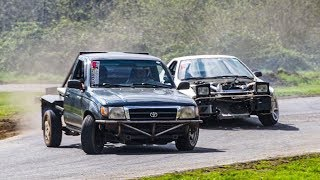 How to build a Drift truck: Skylers Tacoma