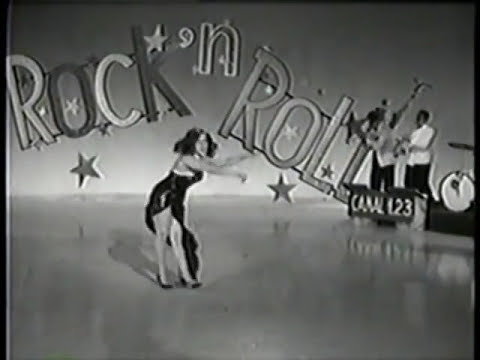 Gloria Ríos, El relojito (rock arond the clock), México 1956