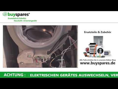 Faltenschlauch Gummi Waschgerät Waschgerät Waschtrockner ORIGINAL Miele 3917340