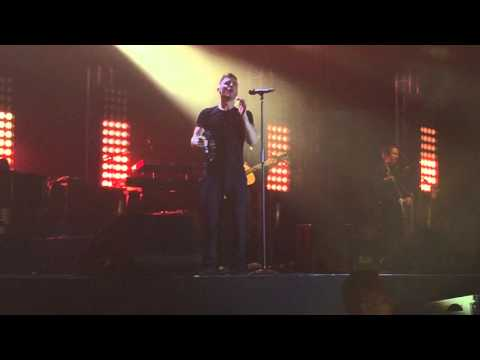 Take That Live In Singapore 2016 - Let Me Go