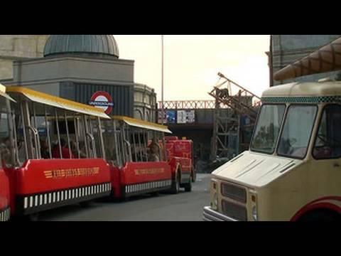 Studio Tram Tour: Behind the Magic - Disneyland Paris HD Complete Ridethrough