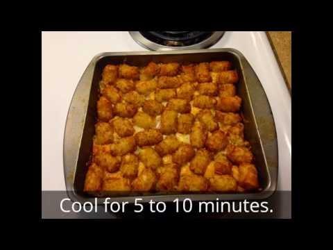 Simple Tater Tot Casserole Recipe thumbnail