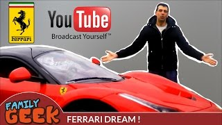 COMMENT DEVENIR RICHE AVEC YOUTUBE MONEY 💰 Ferrari expérience prank