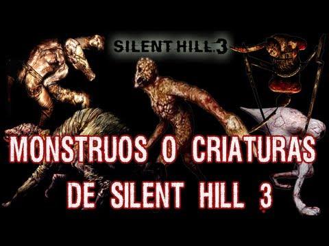 silent hill 3 criaturas o monstruos (loquendo) HQ