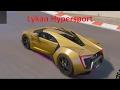 GTA 5 | Siêu Xe Lykan Hypersport Trong Fast & Furious 7