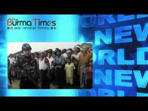 Burma Times TV  Daily News 19.04.2015