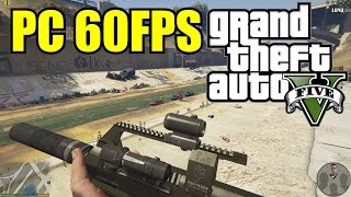GTA 5 First Person 60FPS PC Gameplay Max Settings Ultra Graphics 1080 (GTX 980 SLI)