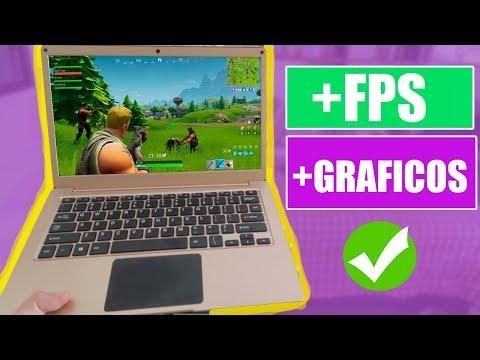 Optimizar Juegos PC Windows al Máximo 2018 (+FPS +Gráficos con Bajos Recursos) | Fortnite  Pubg