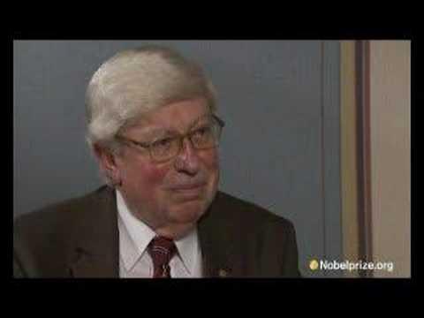 Interview with 2007 Nobel Laureate in Chemistry Gerhard Ertl