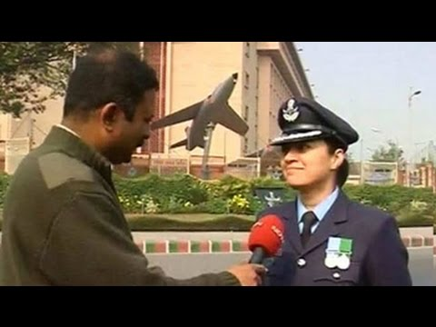 Hope this inspires more women to join the forces, says Wing Commander Puja Thakur to NDTV