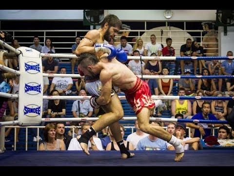 Michalis Sumalee Boxing Gym VS Niel Phuket Top Team: Bangla Boxing Stadium, 23rd October 2015